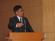 講師:タイ国農業組合省畜産振興局タナバディー・ロドソム氏