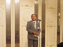 伊藤会長が主催者代表挨拶