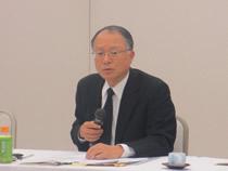 全日畜事務局から情報提供 山田氏