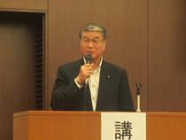 野村哲郎参議院議員からの状勢報告