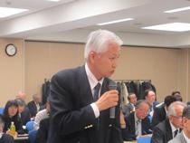 岡山県基金協会 居森常務理事