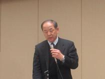 千葉県基金協会 瓦井常務理事の講義