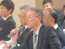 秋田県基金協会 佐藤常務理事