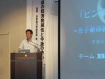 「ピンチはチャンス」男子新体操を指導の荒川栄先生