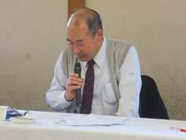 県協議会経由での申請Gを代表して青森県の由良事務局長が報告