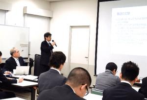 愛知県立農業大学校 科長補佐 中谷洋氏/経営者の夢の実現に力になりたいと力説