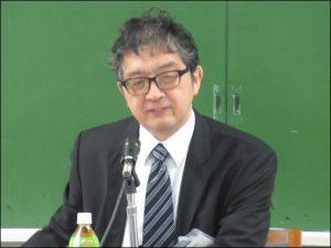 講師の松久勉氏